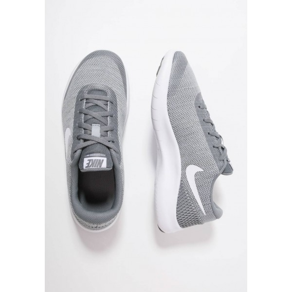 Black Friday 2020 | Nike FLEX EXPERIENCE RN 7 - Chaussures de running compétition wolf grey/white/cool grey liquidation