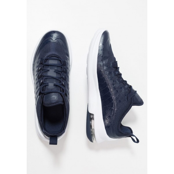 Nike AIR MAX AXIS - Baskets basses obsidian/white liquidation