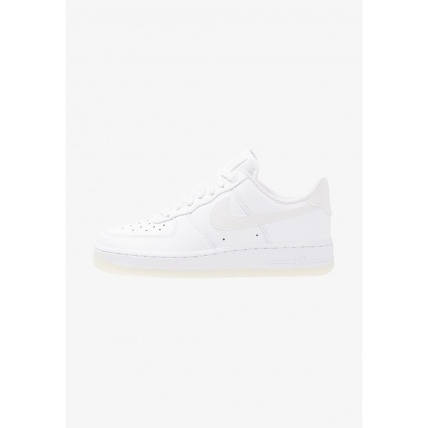 Nike AIR FORCE 1 '07 ESS - Baskets basses white liquidation