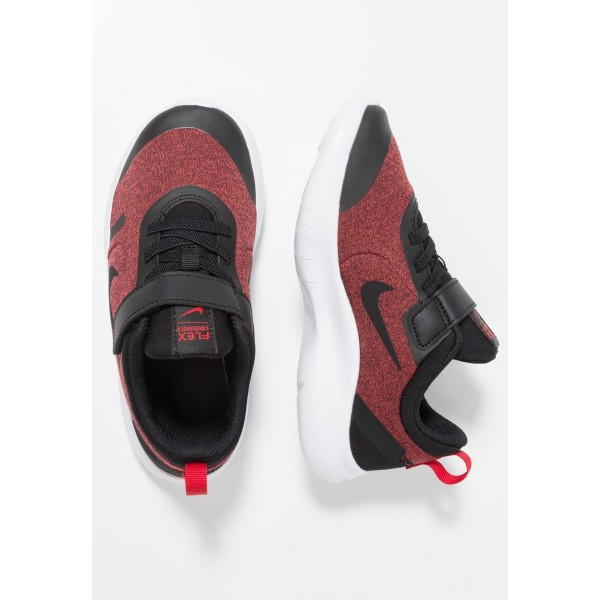 Nike FLEX EXPERIENCE RN 8 - Chaussures de running neutres black/red orbit/university red/white liquidation