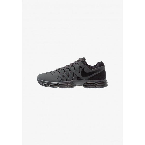 Black Friday 2020 | Nike LUNAR FINGERTRAP TR - Chaussures d'entraînement et de fitness anthracite/black liquidation