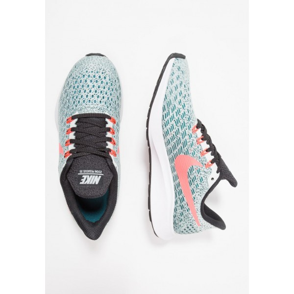 Nike AIR ZOOM PEGASUS 35 - Chaussures de running neutres barely grey/hot punch/geode teal liquidation