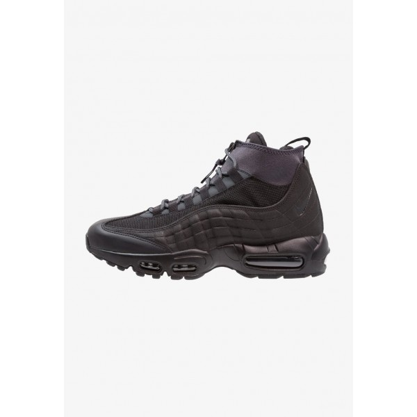 Black Friday 2020 | Nike AIR MAX 95 - Baskets montantes black/anthracite/white liquidation