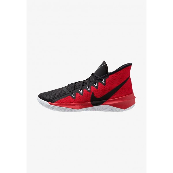 Nike ZOOM EVIDENCE III - Chaussures de basket black/university red/white liquidation