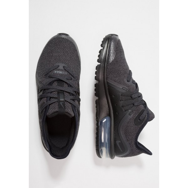 Nike AIR MAX SEQUENT 3 - Chaussures de running neutres black/anthracite liquidation