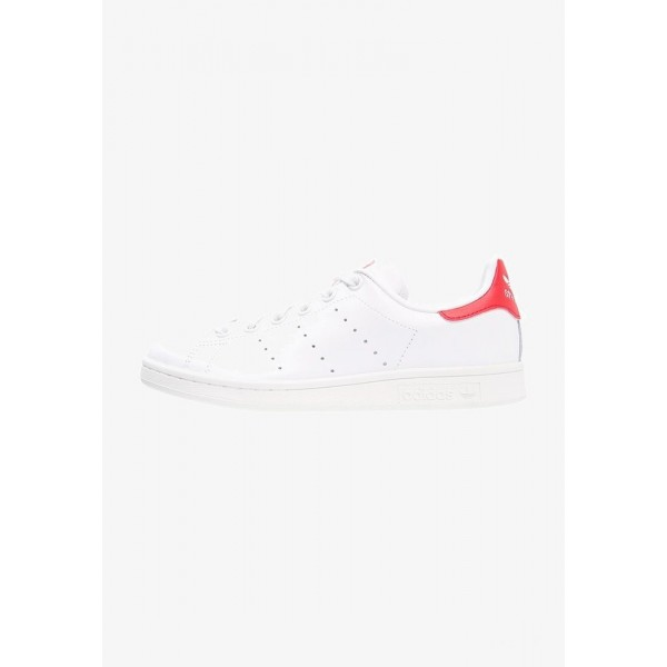 Adidas STAN SMITH - Baskets basses running white/collegiate red pas cher