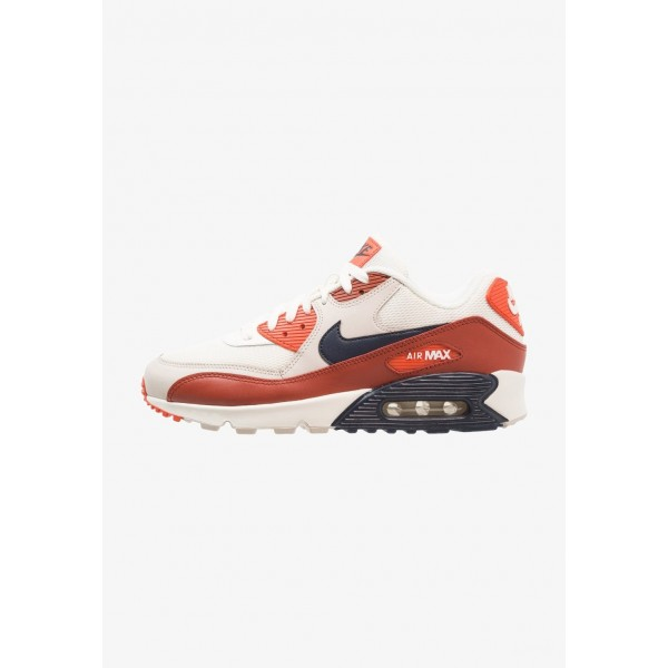 Nike AIR MAX 90 ESSENTIAL Baskets basses mars stone