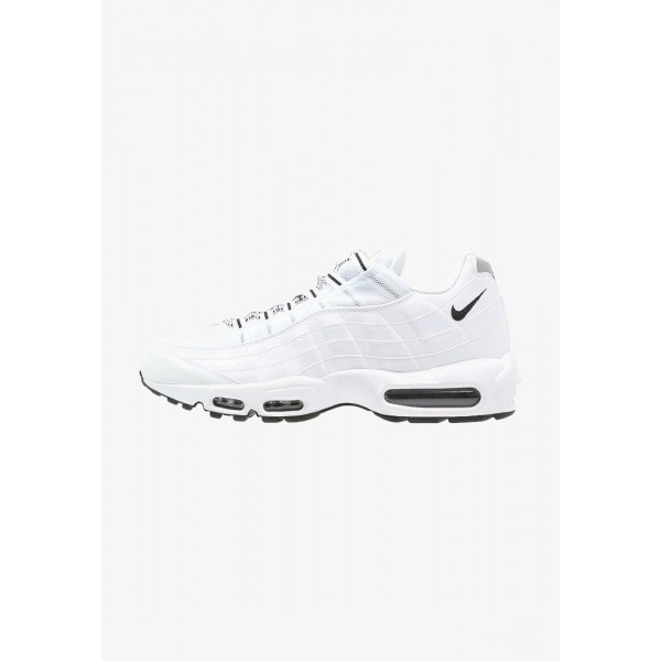 Black Friday 2020 | Nike AIR MAX '95 - Baskets basses white/black liquidation