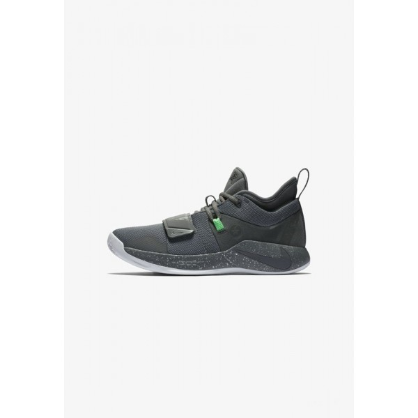 Nike PG 2.5 - Baskets basses dark grey/white liquidation