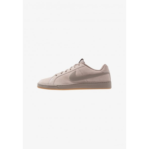 Nike COURT ROYALE SUEDE - Baskets basses light taupe/light brown liquidation
