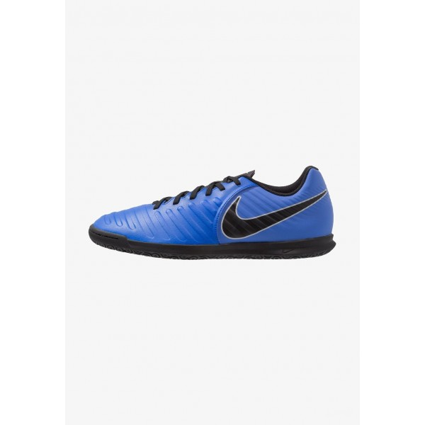 Black Friday 2020 | Nike TIEMPO LEGENDX 7 CLUB IC - Chaussures de foot en salle racer blue/black/wolf grey liquidation
