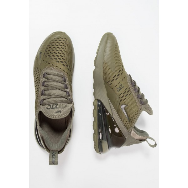 Black Friday 2020 | Nike AIR MAX 270 - Baskets basses medium olive/newsprint liquidation