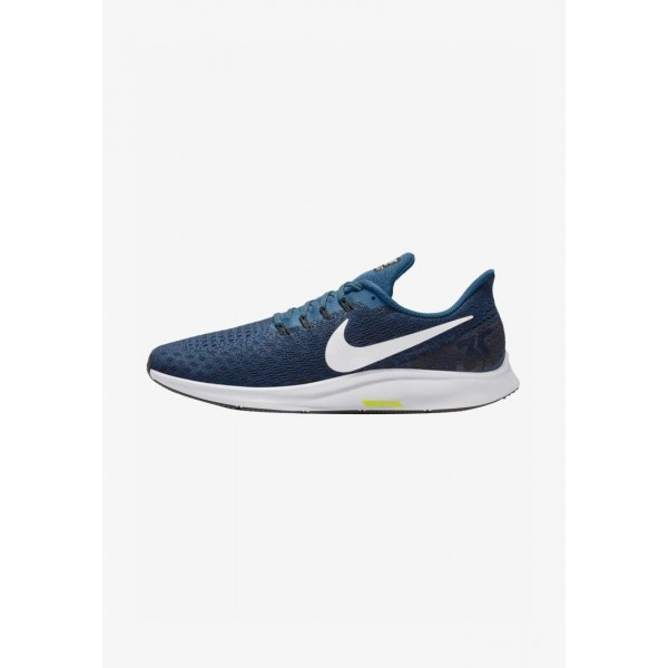 Nike AIR ZOOM PEGASUS 35 - Chaussures de running neutres blue/black/ grey liquidation