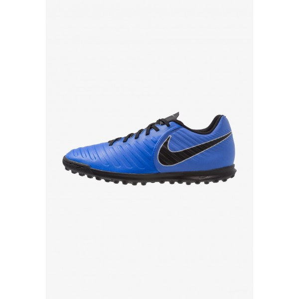 Black Friday 2020 | Nike TIEMPO LEGENDX 7 CLUB TF - Chaussures de foot multicrampons racer blue/black/wolf grey liquidation