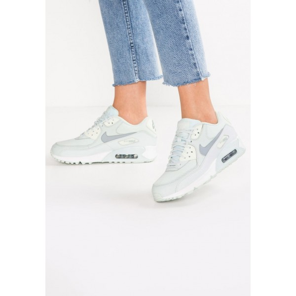 Nike AIR MAX - Baskets basses light grey liquidation
