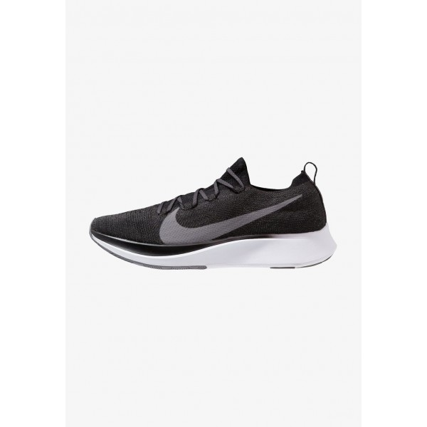 Black Friday 2020 | Nike ZOOM FLY FK - Chaussures de running neutres black/gunsmoke/white liquidation