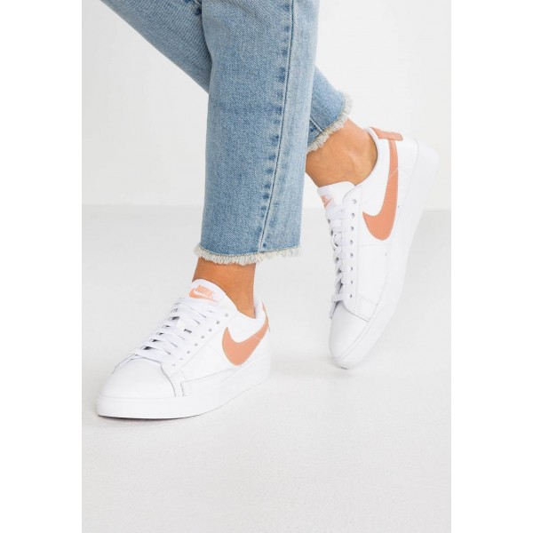 Cadeaux De Noël 2019 Nike BLAZER - Baskets basses white/rose gold liquidation