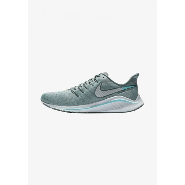 Black Friday 2020 | Nike AIR ZOOM VOMERO  - Chaussures de running neutres grey/turquoise/silver liquidation