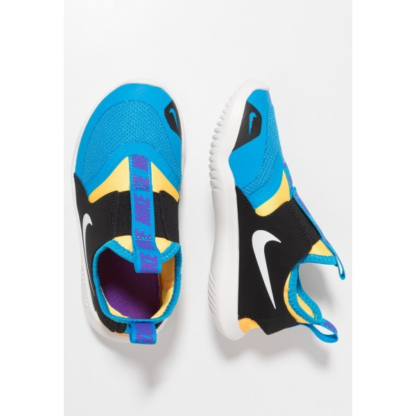 Nike FLEX RUNNER - Chaussures de running compétition blue hero/summit white/laser orange liquidation