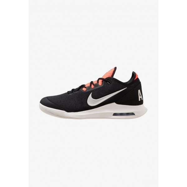 Nike AIR MAX WILDCARD HC - Baskets tout terrain black/phantom/bright crimson liquidation