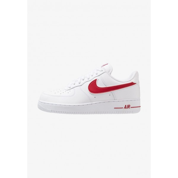 Black Friday 2020 | Nike AIR FORCE 1 '07 - Baskets basses white/gym red liquidation
