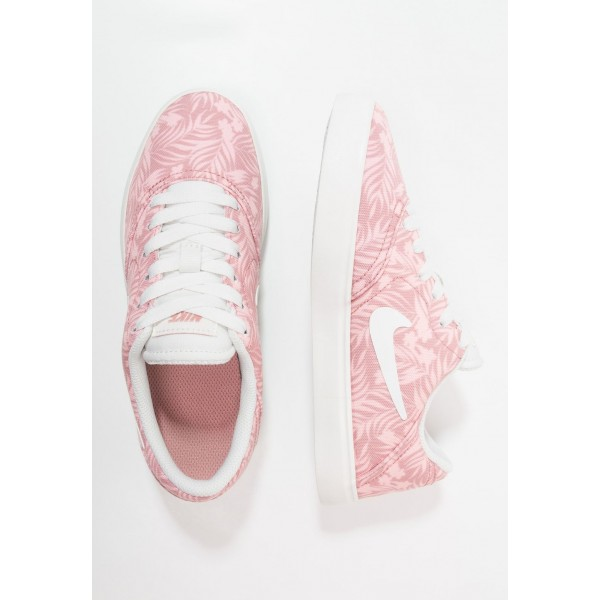 Nike CHECK - Baskets basses rust pink/summit white/bleached coral liquidation