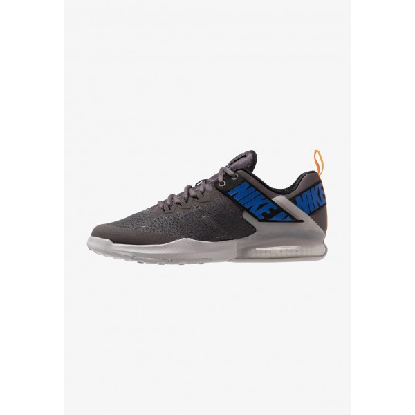 Black Friday 2020 | Nike ZOOM DOMINATION TR 2 - Chaussures d'entraînement et de fitness thunder grey/game royal/atmosphere grey liquidation