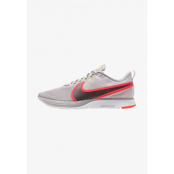 Nike ZOOM STRIKE - Chaussures de running neutres atmosphere grey/thunder grey/vast grey liquidation