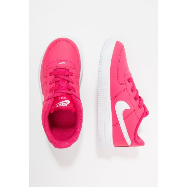 Nike FORCE 1 18 - Chaussures premiers pas rush pink/white liquidation