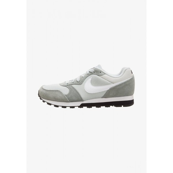 Nike DAMEN - Baskets basses light silver/white/mica green/oil grey liquidation