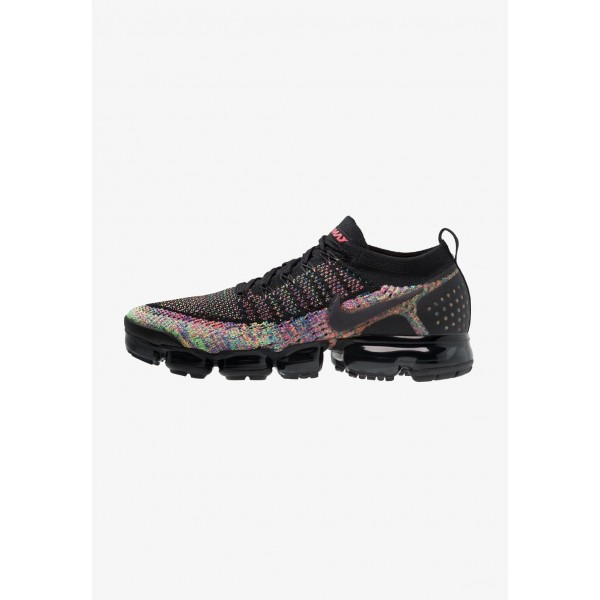 Nike AIR VAPORMAX FLYKNIT - Chaussures de running neutres black/multicolor liquidation