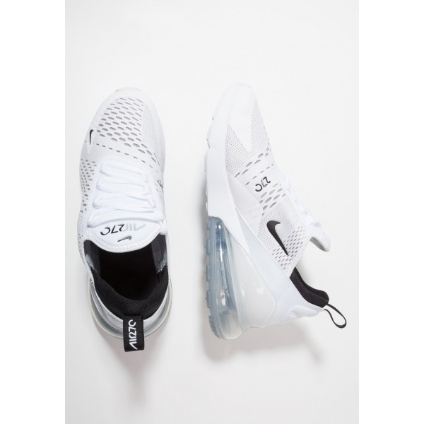 Nike AIR MAX 270 - Baskets basses white/anthracite/cool grey/wolf grey liquidation